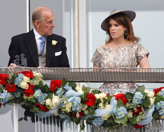 Princess Eugenie Adorably Introduced Baby August to Prince Philip