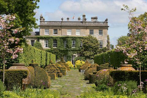 virtual tour of english garden   highgrove