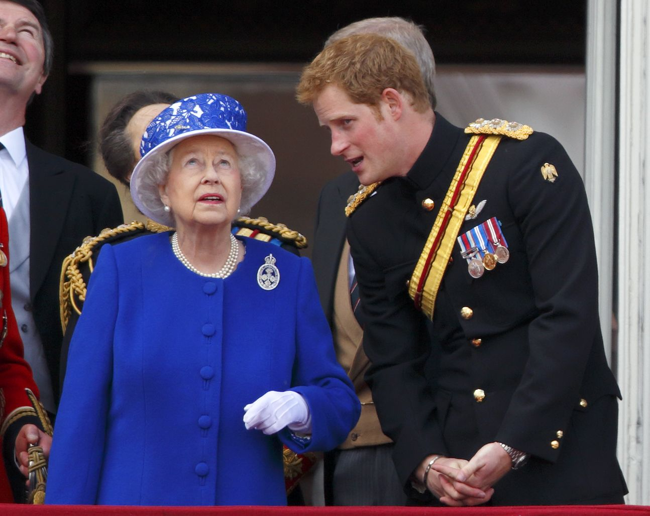 The Queen Forced Prince Harry to Make a Heartbreaking Choice About What to Do with His Life