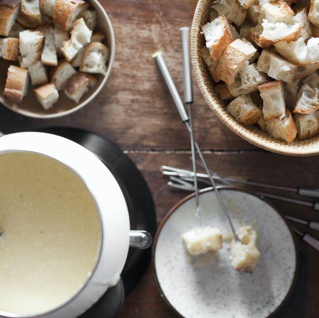 kaasfondue recepten om zelf te maken