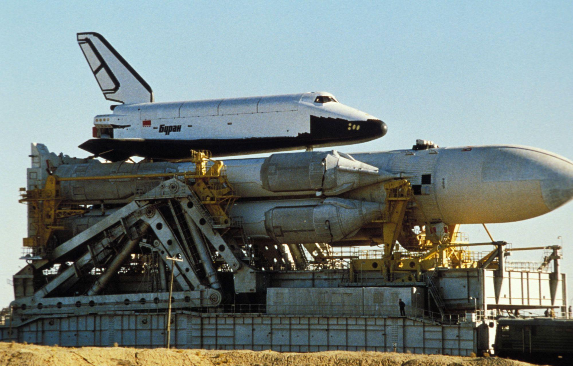 Russia's New Rocket Project Might Resurrect a Soviet-Era Colossus