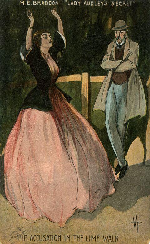 Mary Elizabeth Braddon e le eroine trasgressive dei suoi romanzi