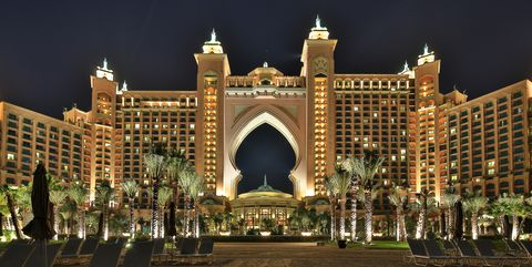 Landmark, Arch, Night, Architecture, City, Metropolitan area, Urban area, Building, Human settlement, Metropolis,