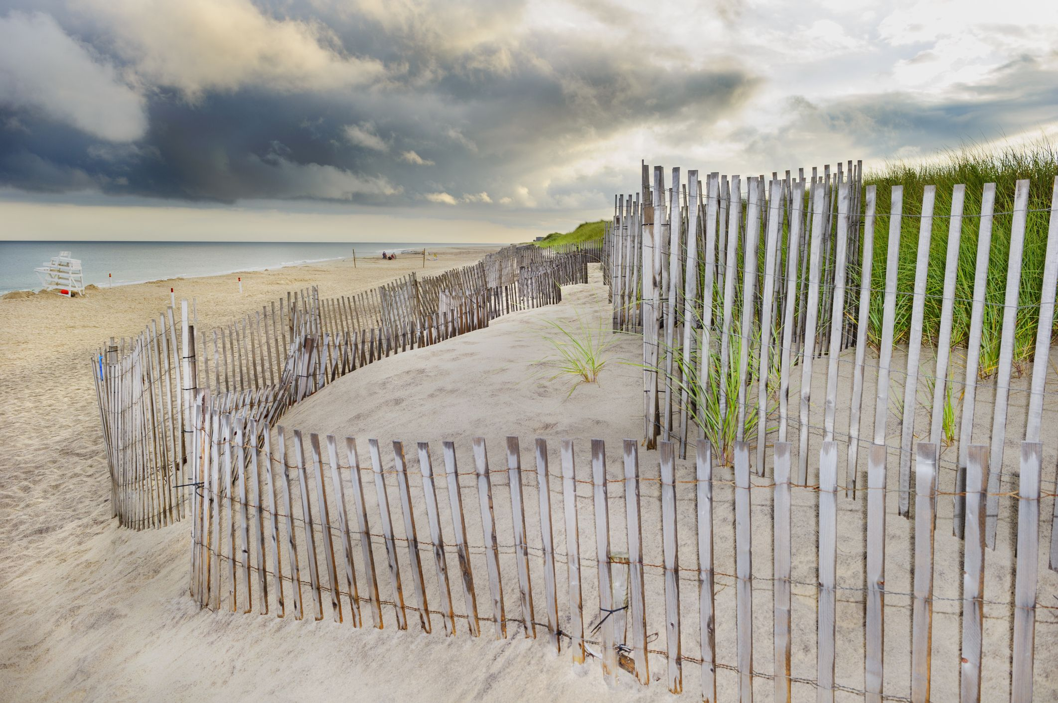 East Hamptons beach