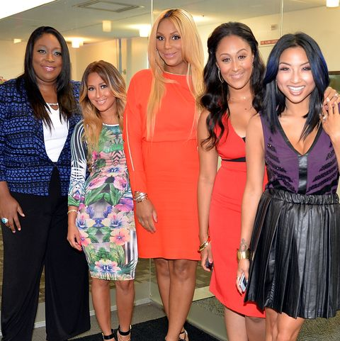 Tamar Braxton Apologizes to Former Co-Hosts of The Real With Heartfelt Message