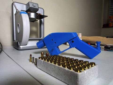3d printed gun bullets