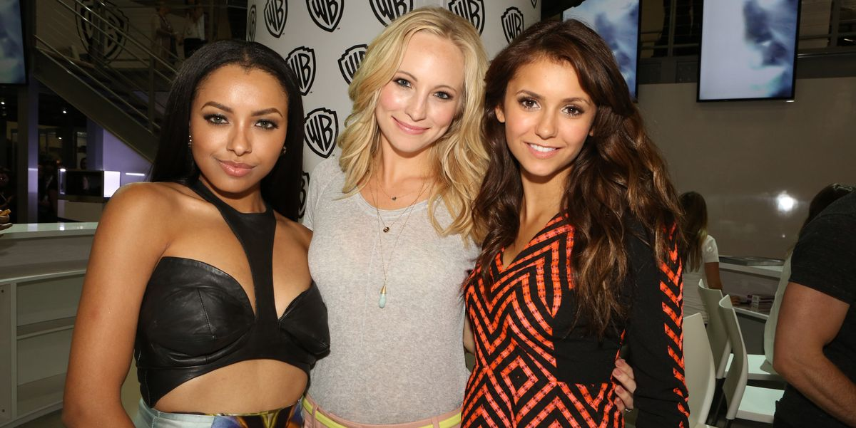 """Kat Graham Says She's Not Interested in """"The Vampire Diaries"""" Reboot"""
