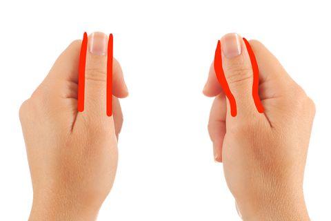 超準測驗!從大拇指判斷是否「易瘦體質」改變飲食、睡眠養成不復胖體質