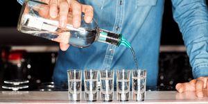 vodka nutrition facts