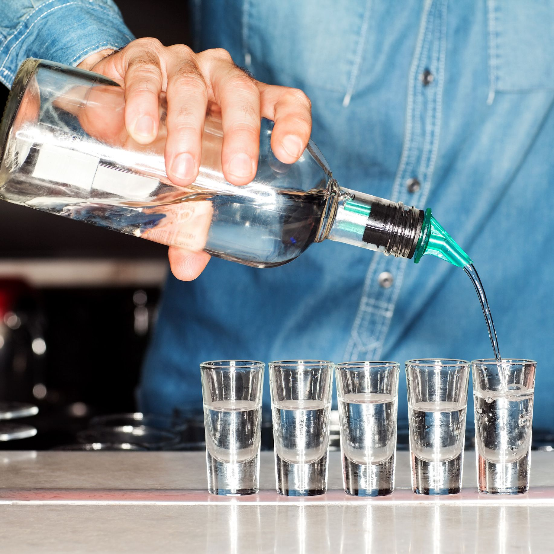 The 5 Steps to Drinking Vodka the Right Way