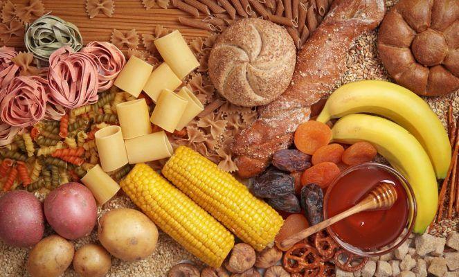 voedsel zonder koolhydraten