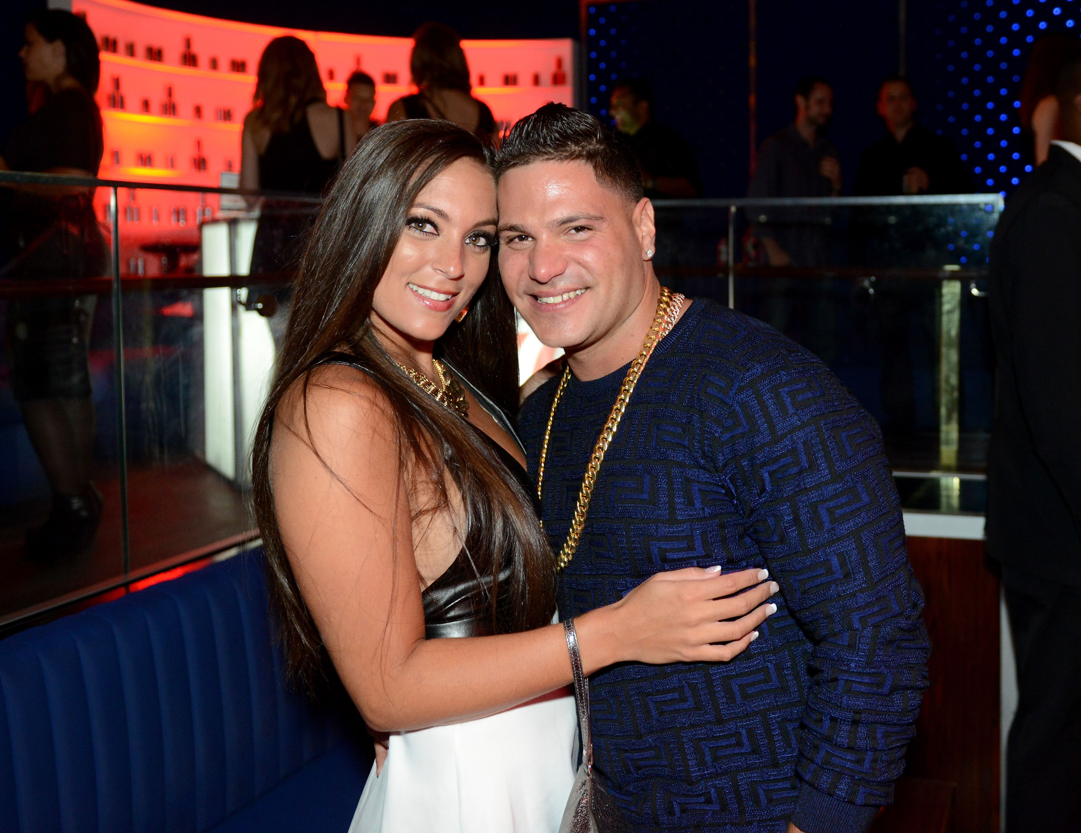 How Jersey Shore Family Vacation Handled Sammi's Absence - Ronnie ...