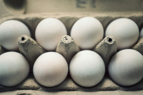 eggs, ovulation, fertility