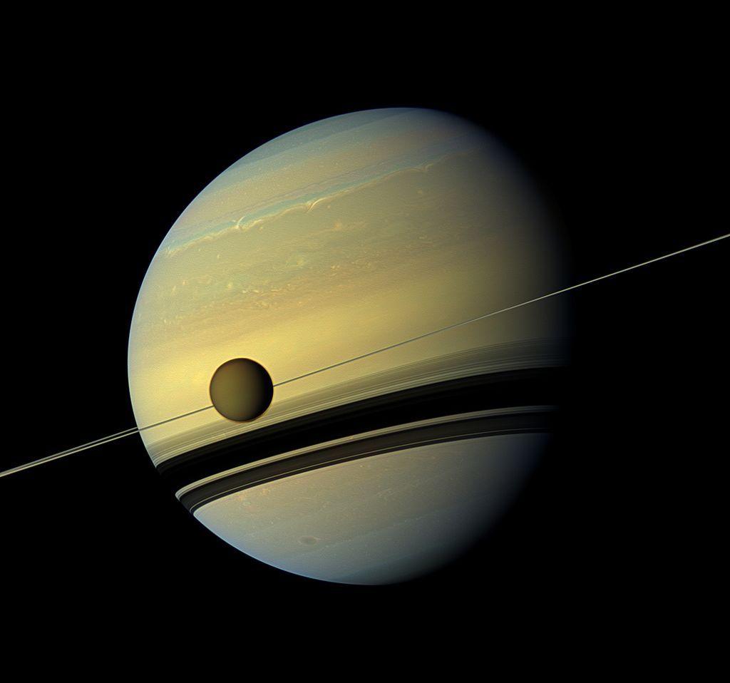 "NASA Reveals the Secrets of Saturn's Tiny ""Ravioli"" Moons"