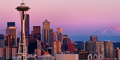 Rent Rises In US Seattle