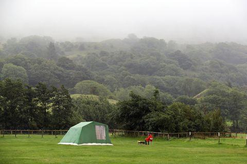 Hill station, Atmospheric phenomenon, Grassland, Grass, Highland, Mountain, Haze, Land lot, Rural area, Tree,