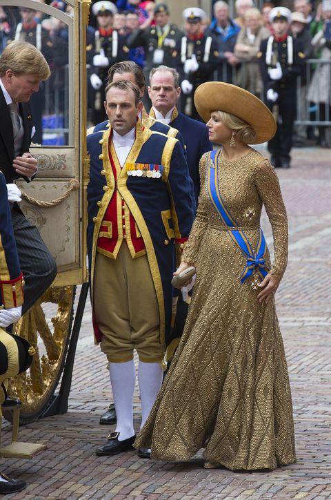 Máxima's mooiste Prinsjesdag-outfits door de jaren heen