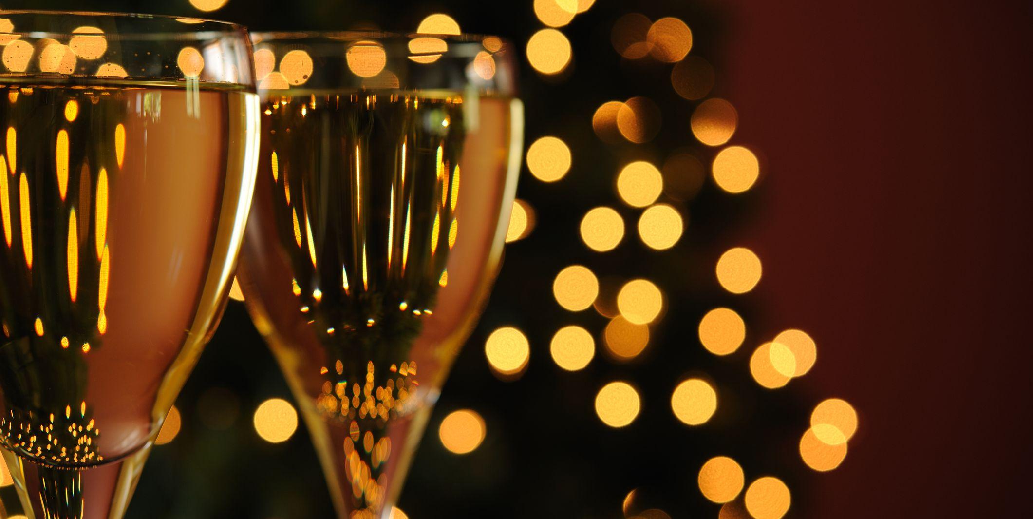 wine, prosecco