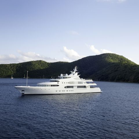 job reviewing luxury yachts