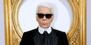 Chanel : Front Row - Paris Fashion Week Womenswear  Spring/Summer 2014