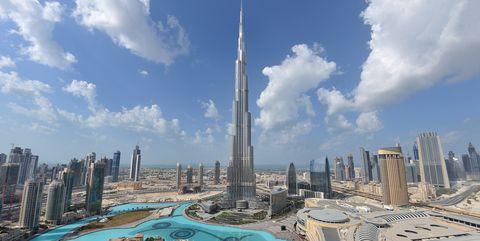 How to Visit Dubai - Burj Khalifa