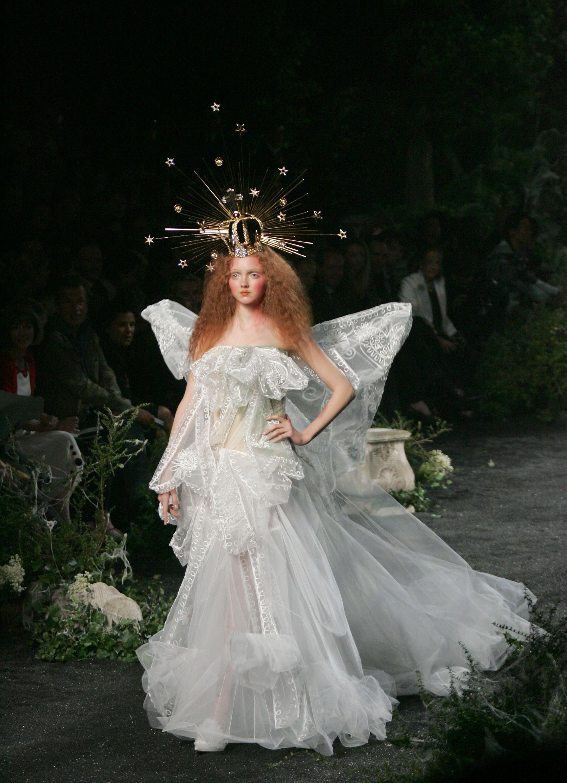 Chanel Dior Givenchy Bridal Fashion The Greatest Runway Bridal