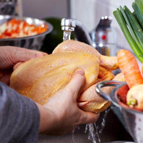 Are You Supposed to Wash Raw Chicken Before Cooking? Dr. Oz Just Settled the Debate