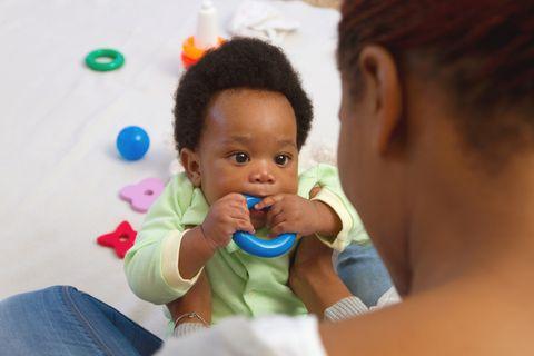 Calgel teething gel for teething baby