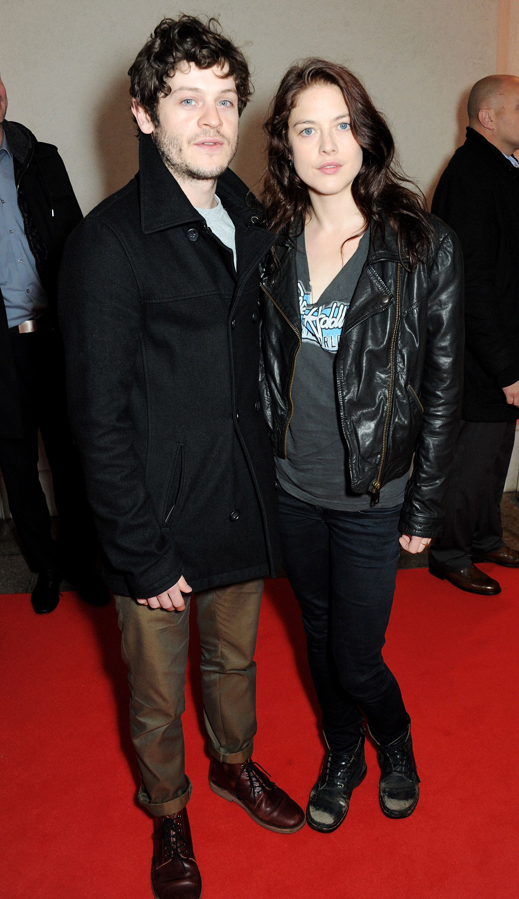 Iwan Rheon (Ramsay Bolton) and Zoe Grisedale Remember, people: Ramsay Bolton is not a real person. In real life, Iwan Rheon and his partner Zoe are proud parents to a little one who was born in 2018.