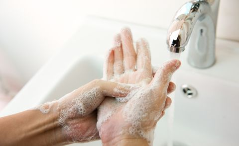 Skin, Hand, Water, Washing, Nail, Bathing, Finger, Fluid, Plumbing fixture, Tap,