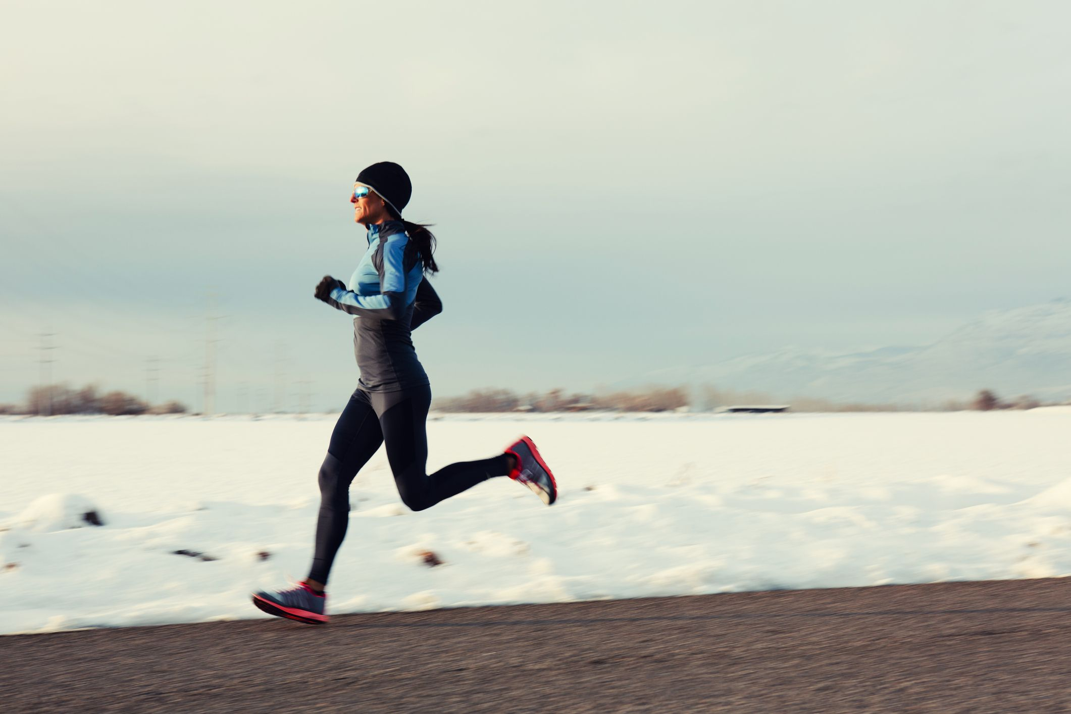 Watch - 45 what degrees to wear running video