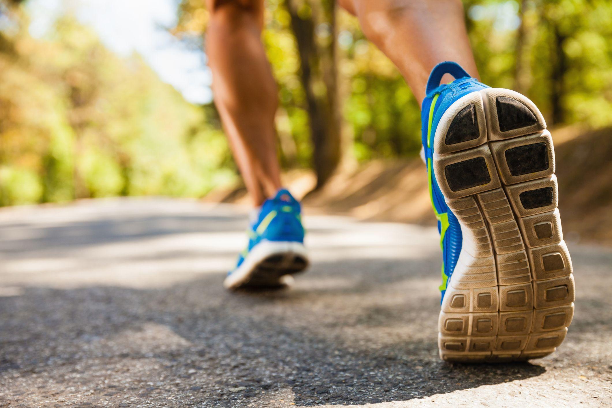 Camminare fa bene alla salute, ma solo se si cammina veloce