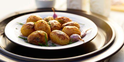 Dish, Food, Cuisine, Ingredient, Takoyaki, Fish ball, Side dish, Produce, Prawn ball, Staple food,