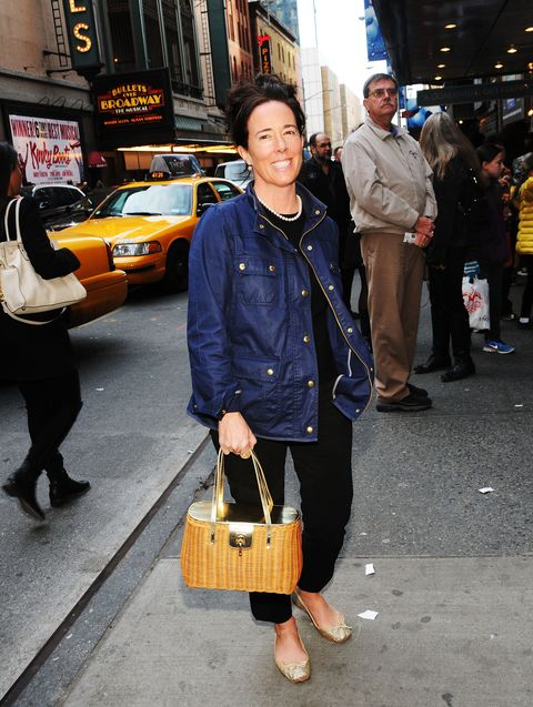 Photos Of Kate Spade Through The Years Pictures Of Young Kate Spade To Now