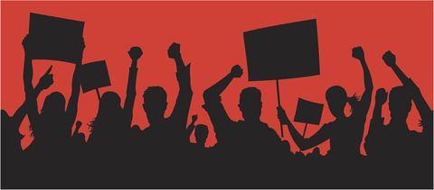 Love Stories: I Met My Husband on the Picket Line