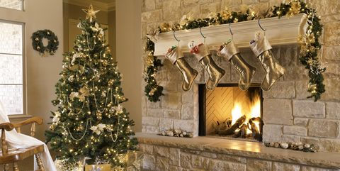 christmas garland ideas - How To Decorate A Christmas Garland