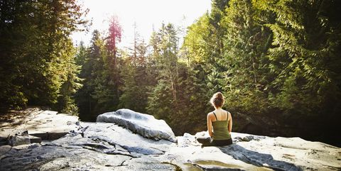 quiet space, meditation