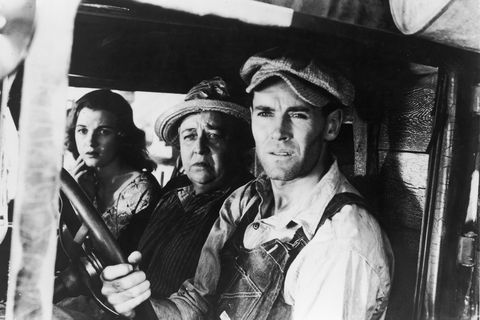Henry Fonda in 'The Grapes of Wrath'