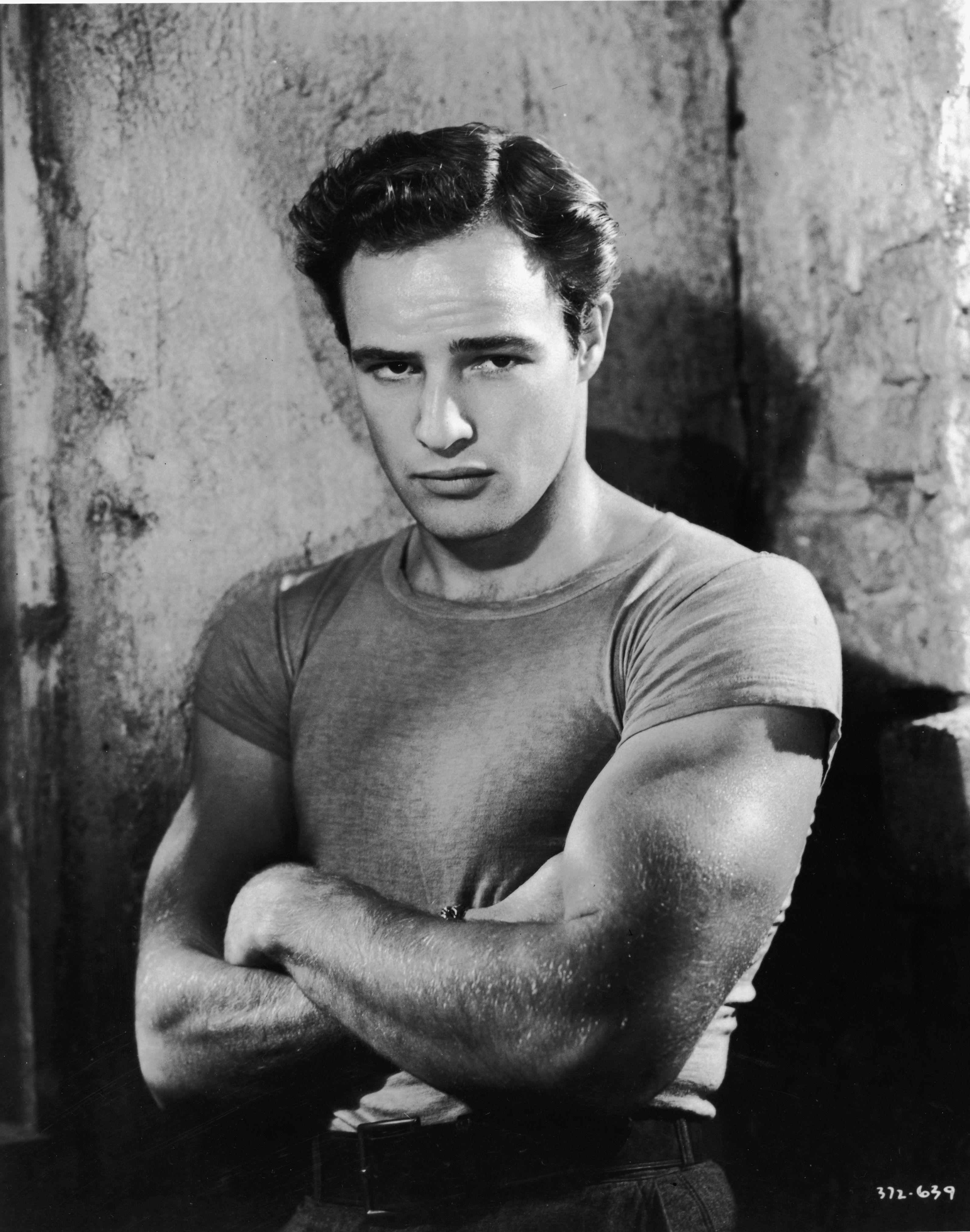 Marlon Brando gay sex
