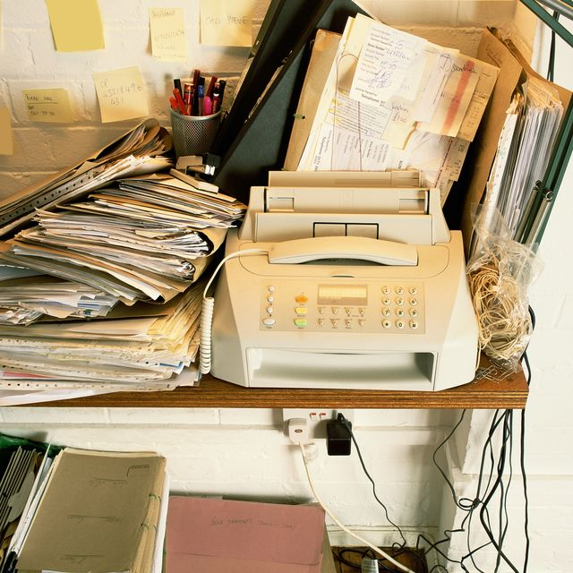 home fax machine