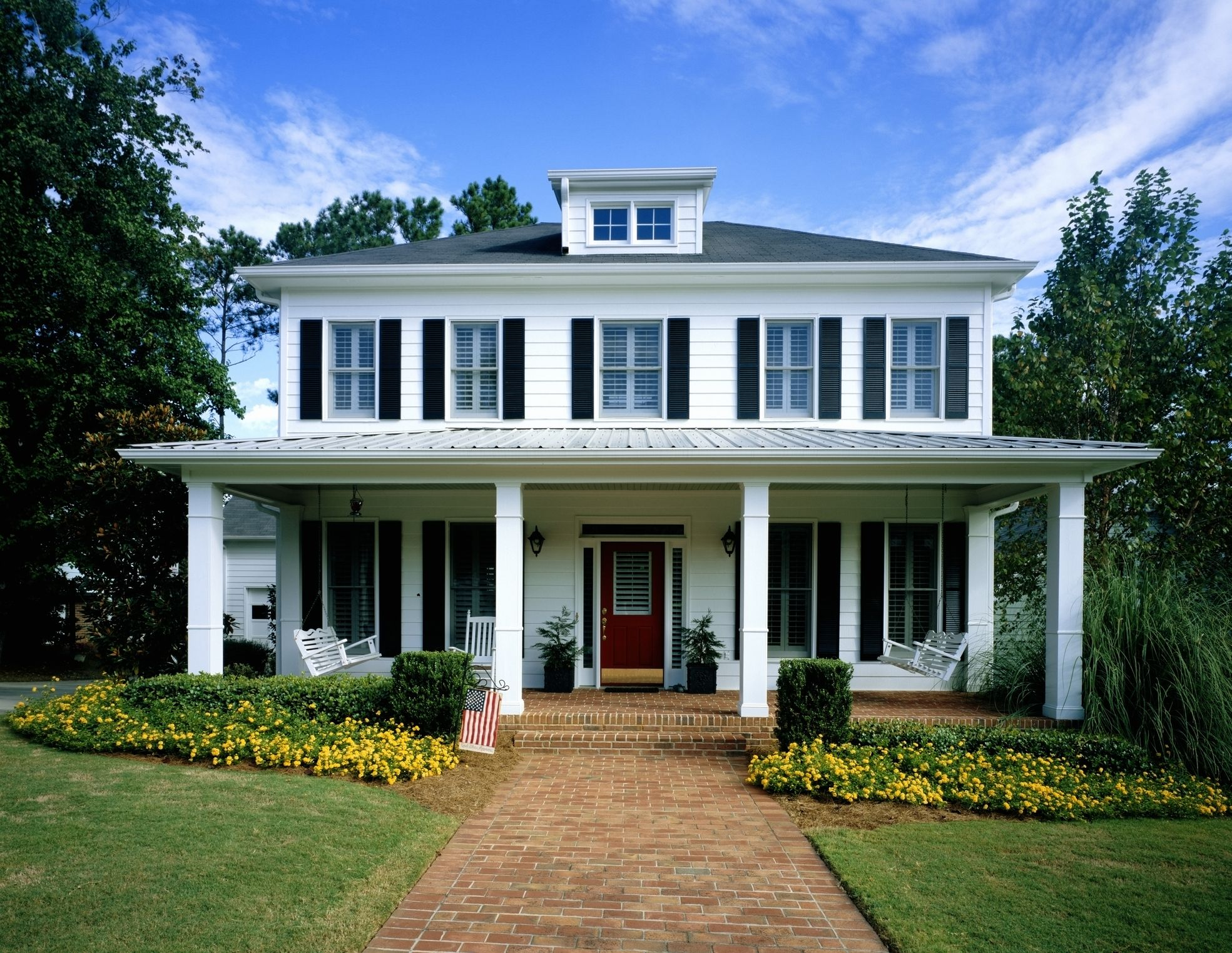 The Paint Color That Can Increase A Homeu0027s Value