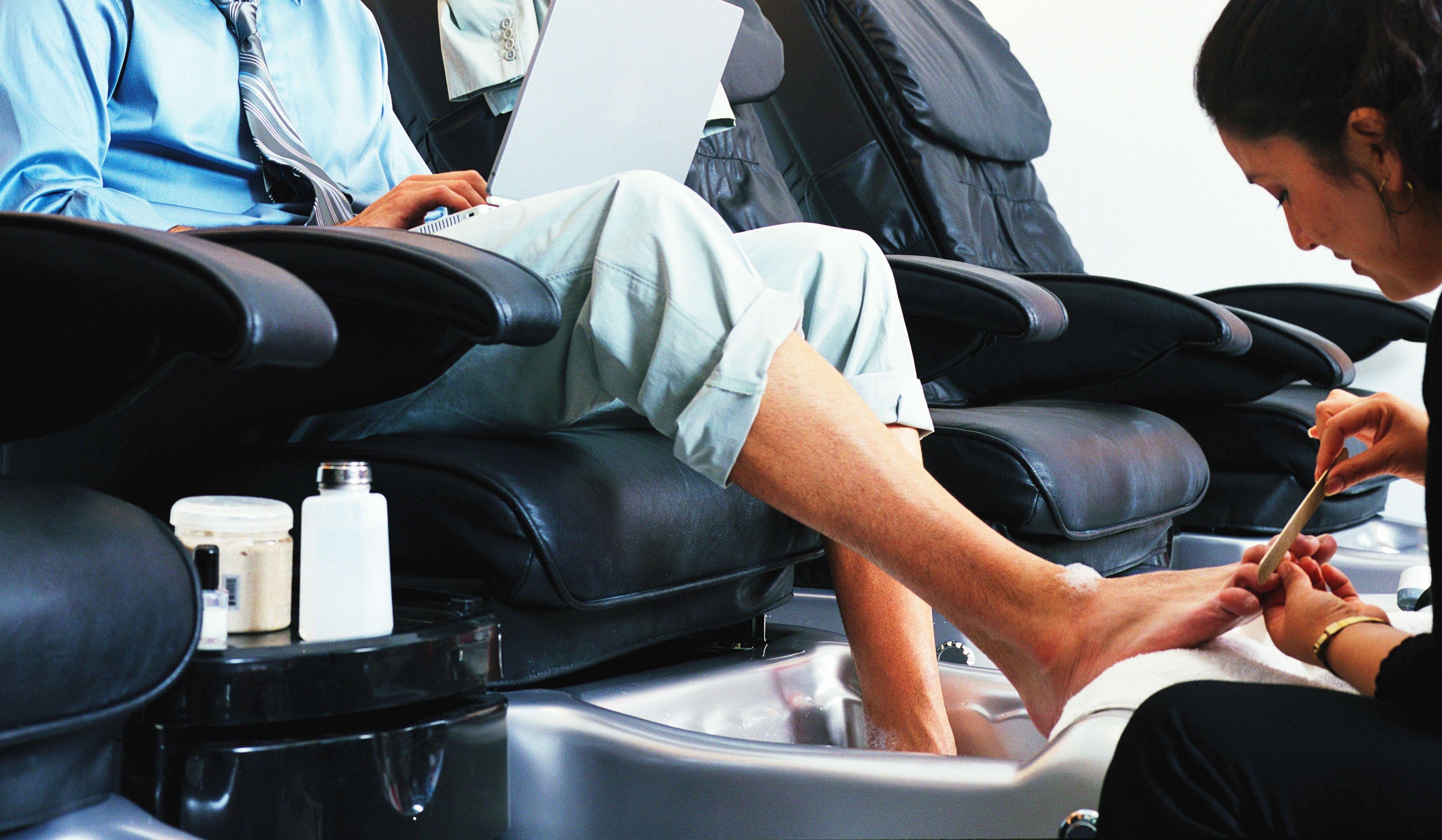 Why Men Should Get Pedicures