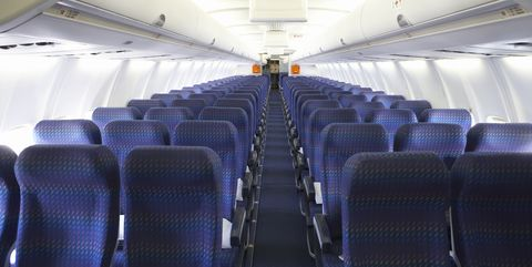 The one thing you do on a plane that massively increases your chance of getting sick