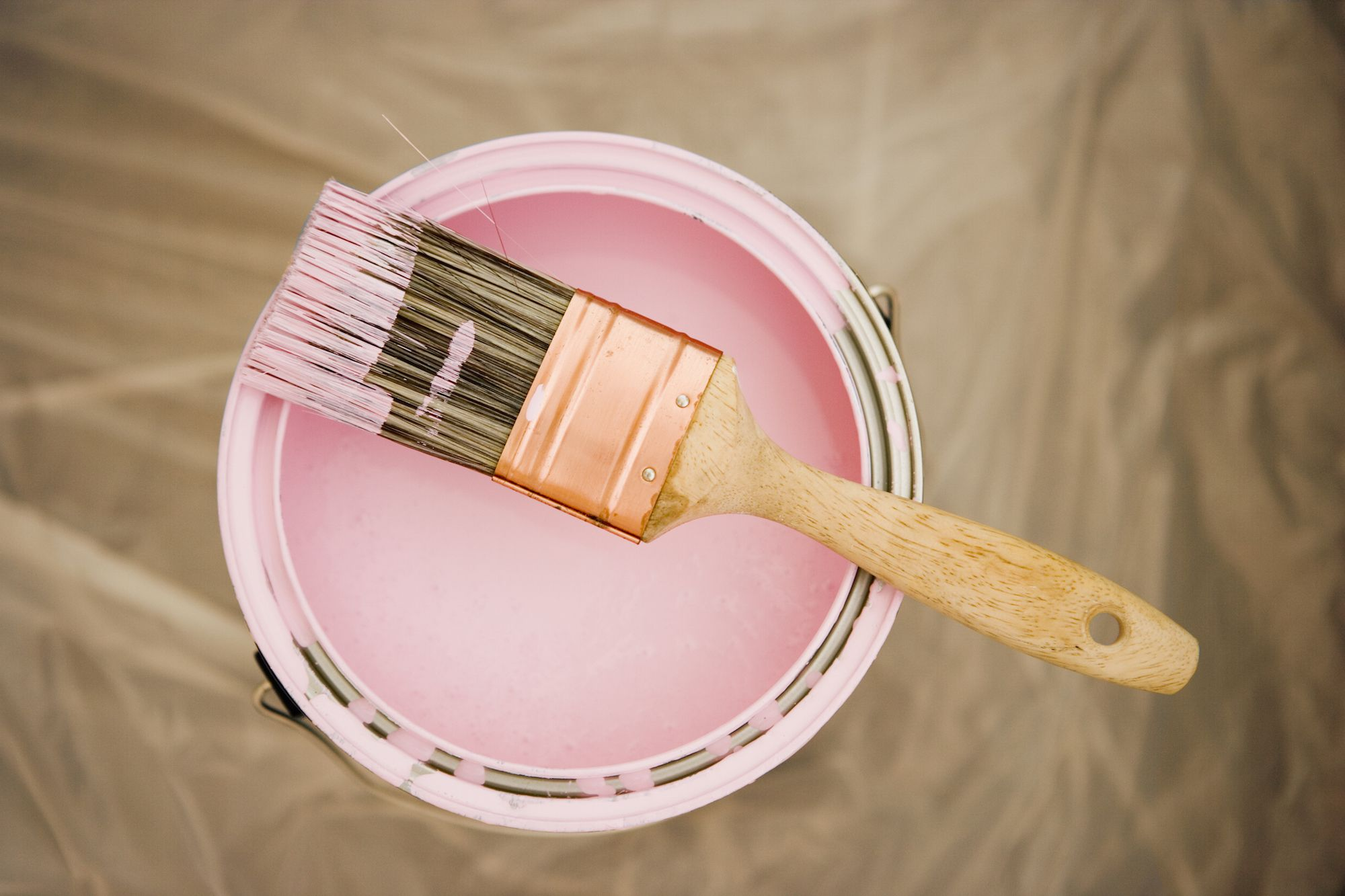 14 Best Pink Paint Colors - Millennial Pink Interior Paint Shades