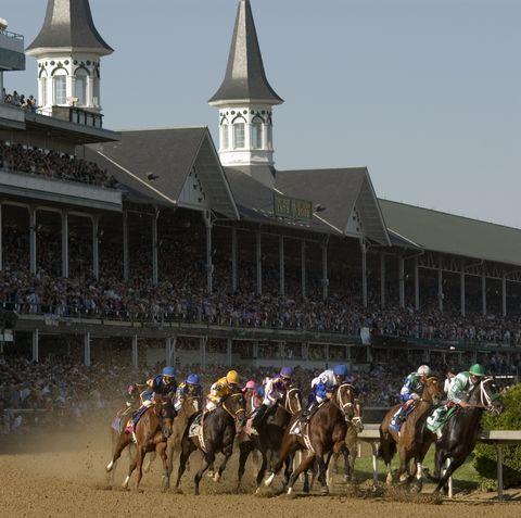 USA, Kentucky, Churchill Downs, Kentucky Derby