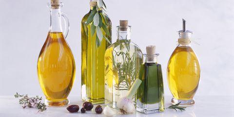 verschillende-soorten-olie-recepten-en-combinatie-tips