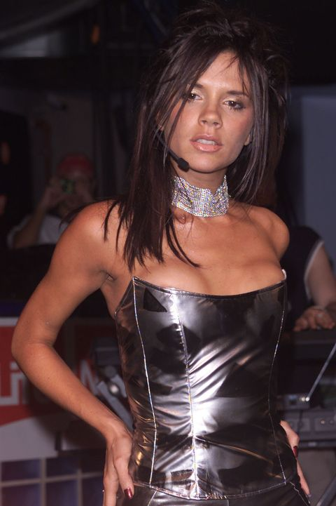 Rare Photos Victoria Beckham Posh Spice Young Photos Of Victoria Beckham