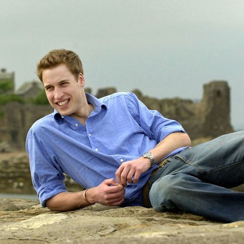Photograph, Sitting, Blue, Jeans, Photography, Vacation, Fun, Rock, Smile, Leg,