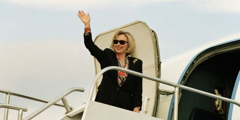 Hillary Clinton 90's Sunglasses