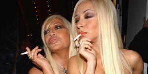 Donatella Versace Maya Rudolph